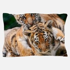 BABY TIGERS Pillow Case