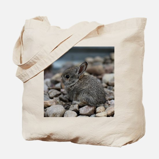 SMALL BABY BUNNY Tote Bag
