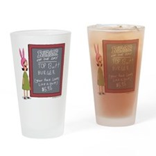 Bob's Burgers Burger of the Day Drinking Glass