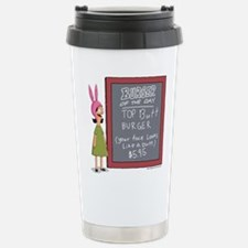 Bob's Burgers Burger of Travel Mug