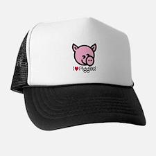 I Love Piggies! Trucker Hat