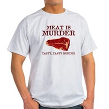 Unique No meat vegan T-Shirt