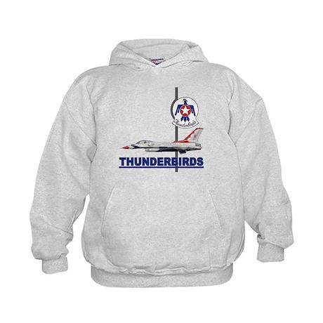 F-16 Thunderbirds Kids Hoodie