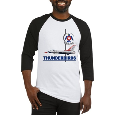 F-16 Thunderbirds Baseball Jersey