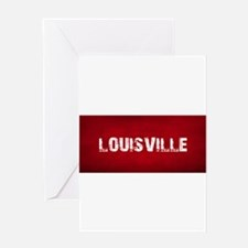 LOUISVILLE Greeting Cards