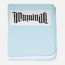illuminati baby blanket