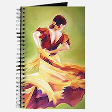 Flamenco Dancer Journal