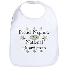 Proud Nephew National Guard Bib
