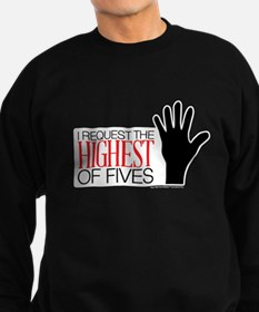 HIMYM High Five Sweatshirt (dark)