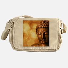 Cute Buddhism Messenger Bag