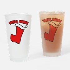 Cute Well hung Drinking Glass