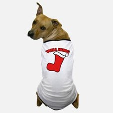Cute Christmas party Dog T-Shirt