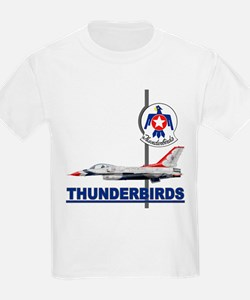 F-16 Thunderbirds T-Shirt