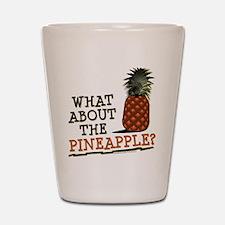 HIMYM Pineapple Shot Glass