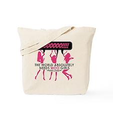 HIMYM Woo Tote Bag
