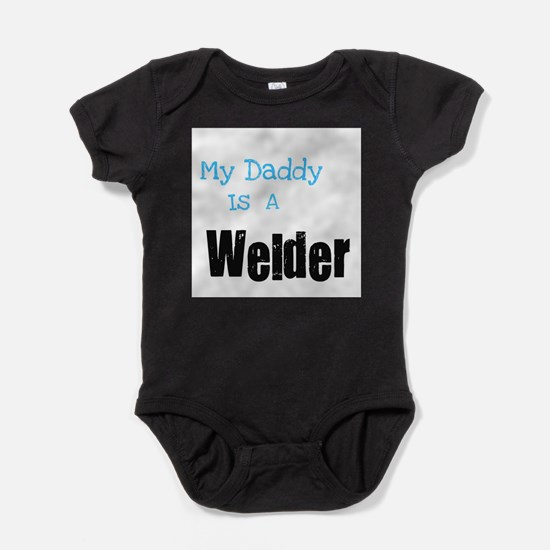 Funny Oil industry Baby Bodysuit