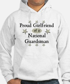 Proud Girlfriend National Gua Hoodie