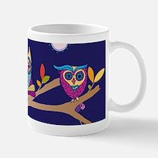 Nighttime Owl Party Mugs
