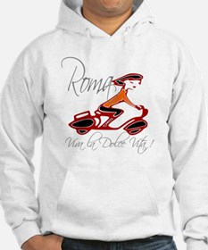 Unique Moped Hoodie