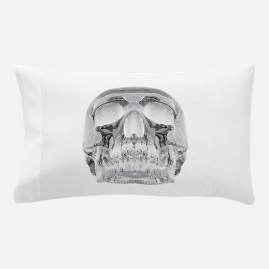 Crystal Skull Pillow Case