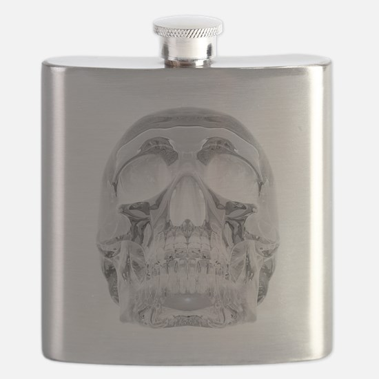 Crystal Skull Flask