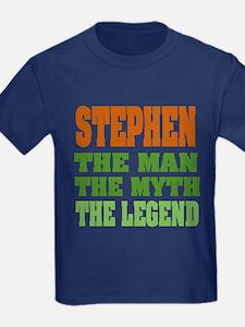 STEPHEN - the legend T