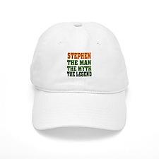 STEPHEN - the legend Baseball Cap