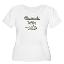 Chinook Wife T-Shirt
