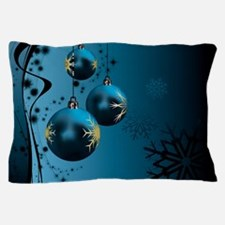 Christmas Ornaments . Pillow Case