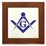 The Big G Framed Tile