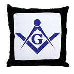 The Big G Throw Pillow