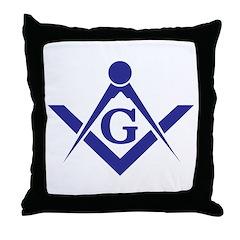 The Big G Throw Pillow