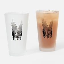 Fallen Angel Drinking Glass