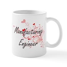 Manufacturing Engineer Artistic Job Design wi Mugs