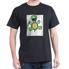 Cool Cartoon turtle T-Shirt