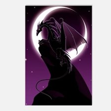 Purple Dragon Postcards (Package of 8)