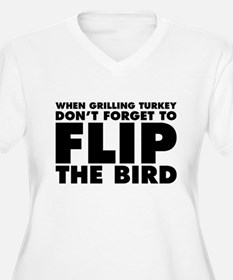 When Grilling Tur T-Shirt