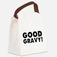 Good Gravy! Canvas Lunch Bag