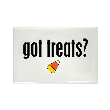 got treats? Rectangle Magnet (100 pack)