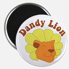 Dandy Lion Magnets