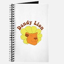 Dandy Lion Journal