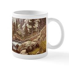 Grizzly Bear Landscape Mug