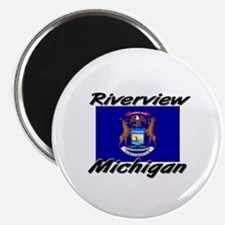 Riverview Michigan Magnet