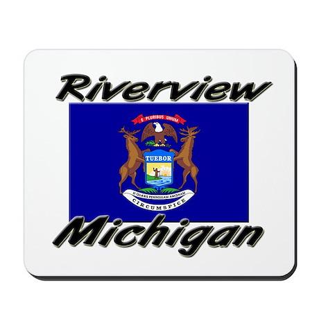 Riverview Michigan Mousepad