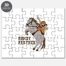 Howdy Partner Puzzle