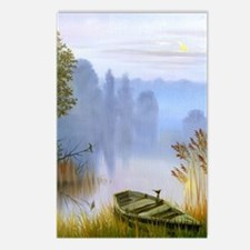 Beautiful Summer Painting Postcards (Package of 8)