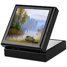Beautiful Summer Painting Keepsake Box