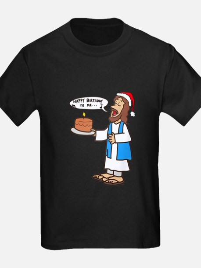 Happy Birthday Jesus Christmas T-Shirt