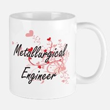 Metallurgical Engineer Artistic Job Design wi Mugs