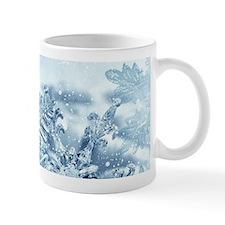 Snowflake Crystals Mug